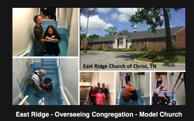 Reaching the Lost: East Ridge – Overseeing Congregation – Model Church