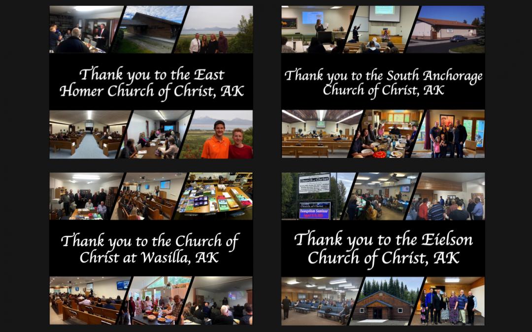 Reaching the Lost: American Missionaries: Alaska