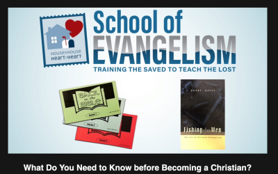Reaching the Lost: What Do You Need to Know before Becoming a Christian?