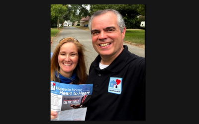 Reaching the Lost: We Went Door Knocking; Now What?